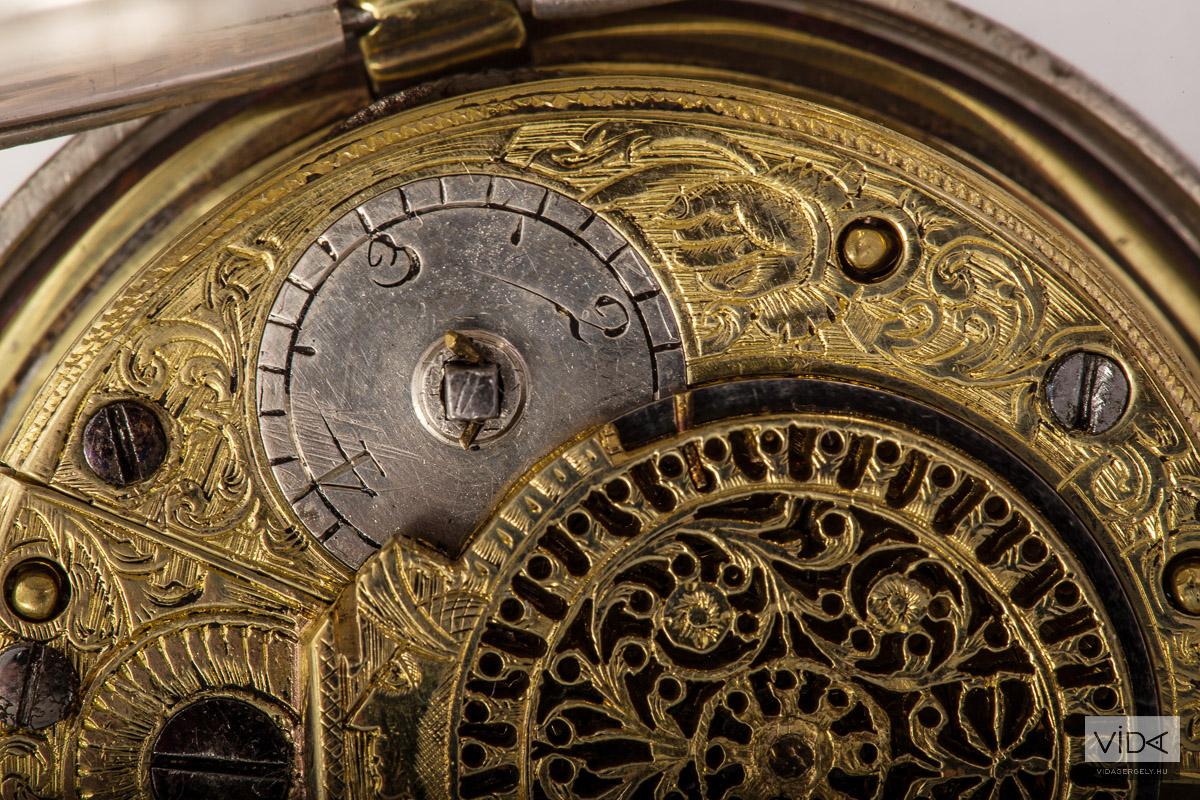 Antik óraszerkezet